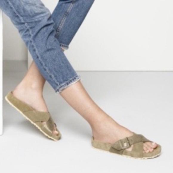 Birkenstock Shoes   Siena Suede Allover